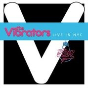 VIBRATORS - LIVE IN NYC