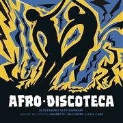 ALESSANDRONI, ALESSANDRO - AFRO DISCOTECA REWORKED & RELOVED
