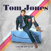 JONES, TOM - LIVE ON AIR 65-69 (2CD)