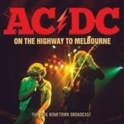 AC/DC - (WHITE) ON THE HIGHWAY TO MELBOURNE (2LP)