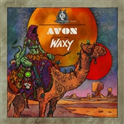 AVON/WAXY - DESERTFEST VOL. 6 (RED)