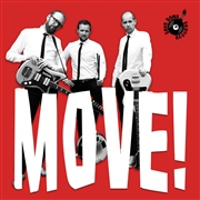 HECK, THE - MOVE!/BURNOUT (RED)