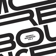 VARIOUS - MORE BOUNCE PRESENTS FEEDING U NEW KNOCKS VOL. 2 (2LP)