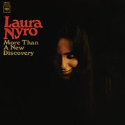 NYRO, LAURA - MORE THAN A NEW DISCOVERY