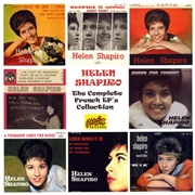 SHAPIRO, HELEN - THE COMPLETE FRENCH EP'S COLLECTION (2CD)