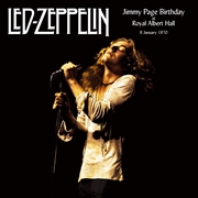 LED ZEPPELIN - JIMMY PAGE BIRTHDAY AT THE ROYAL ALBERT HALL... (2LP)