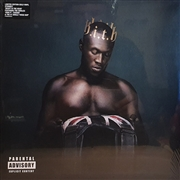 STORMZY - HEAVY IS THE HEAD (2LP)