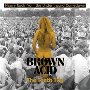 VARIOUS - BROWN ACID: THE TENTH TRIP (BLACK)