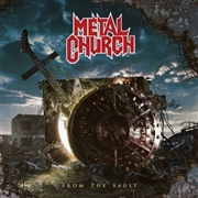 METAL CHURCH - FROM THE VAULT (DELUXE USA VERSION)