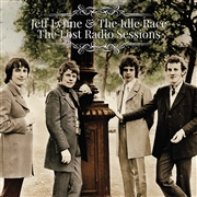 LYNNE, JEFF -& THE IDLE RACE- - LOST RADIO SESSIONS (2LP)