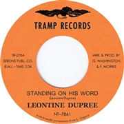 DUPREE, LEONTINE - STANDING ON HIS WORD/WAITING FOR MY BABY