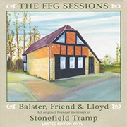 BALSTER, FRIEND & LLOYD - THE FFG SESSIONS (+CD)