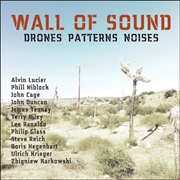 KRIEGER, ULRICH - WALL OF SOUND: DRONES PATTERNS NOISES (3CD)