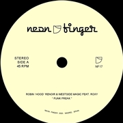 RENOIR, ROBIN 'HOOD' -& WESTSIDE MAGIC - FUNK FREAK