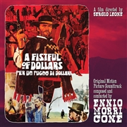 "MORRICONE, ENNIO - A FISTFUL OF DOLLARS O.S.T. (10"")"