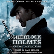 ZIMMER, HANS - SHERLOCK HOLMES: A GAME OF SHADOWS O.S.T. (2LP)