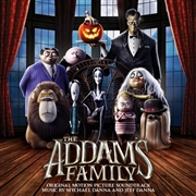 DANNA, JEFF & MYCHAEL - THE ADDAMS FAMILY O.S.T.