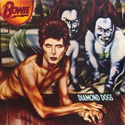 BOWIE, DAVID - DIAMOND DOGS (180GR/COL)