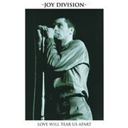 JOY DIVISION - (GLOW) LOVE WILL TEAR US APART