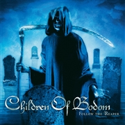 CHILDREN OF BODOM - (BLACK) FOLLOW THE REAPER (2LP)