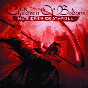 CHILDREN OF BODOM - (RED) HATE CREW DEATHROLL (2LP)