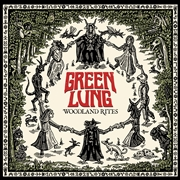 GREEN LUNG - WOODLAND RITES (BLACK)