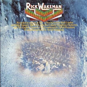 WAKEMAN, RICK - JOURNEY TO THE CENTRE OF THE EARTH (180G)