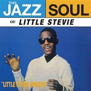 WONDER, LITTLE STEVIE - THE JAZZ SOUL OF LITTLE STEVIE
