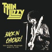 THIN LIZZY - BACK IN CHICAGO!