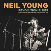 YOUNG, NEIL - REVOLUTION BLUES