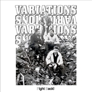 VARIATIONS - FIGHT BACK! (+CD)