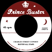 BUSTER ALL STARS/SLIM SMITH - CHARLES STREET COWBOY/ONLY SOUL CAN TELL
