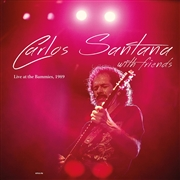 SANTANA, CARLOS -WITH  FRIENDS- - LIVE AT THE BAMMIES, 1989