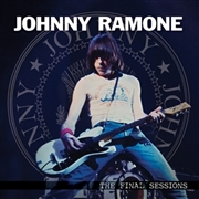 RAMONE, JOHNNY - THE FINAL SESSIONS (RED)