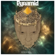 PYRAMID (GERMANY) - MIND MAZE (BLACK)
