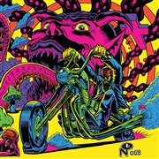 VARIOUS - (GREEN) WARFARING STRANGERS: ACID NIGHTMARES (2LP)