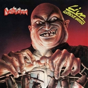 "DESTRUCTION - (BLACK) LIVE WITHOUT SENSE (+7"")"