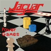 "JAGUAR - POWER GAMES (GER/BLACK/+7"")"
