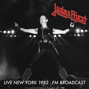 JUDAS PRIEST - LIVE NEW YORK 1982 - FM BROADCAST (2LP)