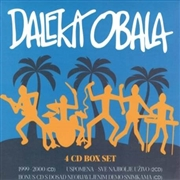 DALEKA OBALA - 4CD BOX SET