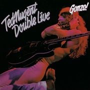 NUGENT, TED - (RED) DOUBLE LIVE GONZO! (2LP)