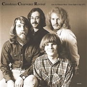 CREEDENCE CLEARWATER REVIVAL - LIVE AT FILLMORE WEST-CLOSE NIGHT 4 JULY 1971
