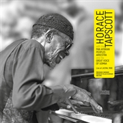 TAPSCOTT, HORACE -& PAN AFRIKAN PEOPLES & GREAT VOICE OF UGMAA- - WHY DON'T YOU LISTEN? LIVE AT LACMA, '98 PALLAS GERMAN