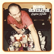 MONDO GENERATOR - COCAINE RODEO (CLEAR/RED)