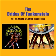 BRIDES OF FUNKENSTEIN - COMPLETE ATLANTIC RECORDINGS (2CD)