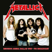 METALLICA - REUNION ARENA DALLAS 1989 (2LP)