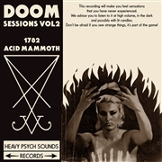 1782/ACID MAMMOTH - (SPLATTER) DOOM SESSIONS, VOL. 2