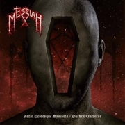 MESSIAH - (RED) FATAL GROTESQUE SYMBOLS