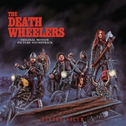 DEATH WHEELERS - DIVINE FILTH (BLACK)