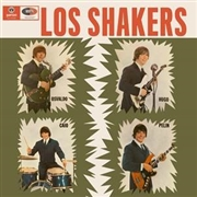 LOS SHAKERS - LOS SHAKERS/BREAK IT ALL (2LP)